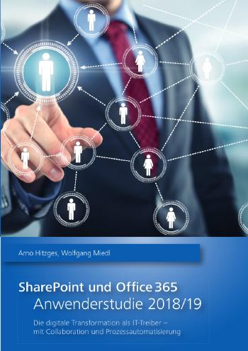 Neue SharePoint und Office 365 Anwenderstudie veröffentlicht