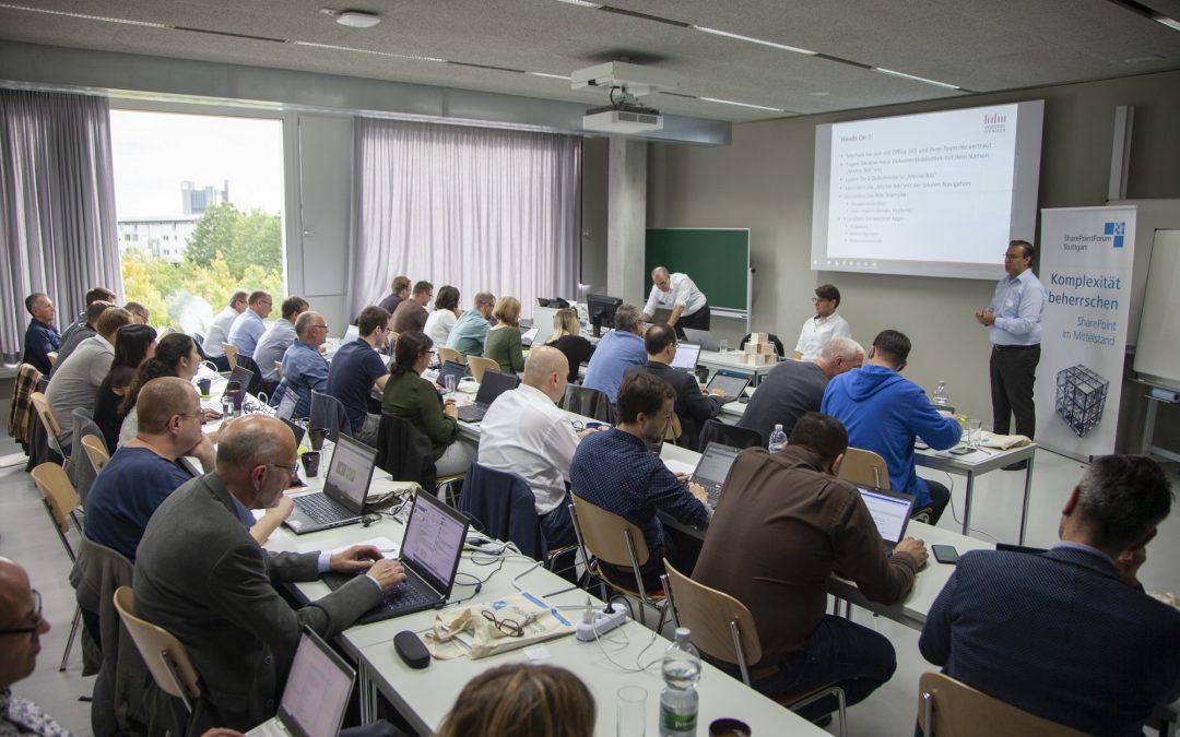 SharePointForum 2020 startet mit Webinar Serie