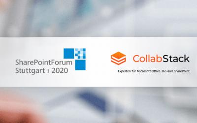 CollabStack präsentiert Lösungsansätze auf verschiedenen virtuellen Veranstaltungen in diesem Herbst
